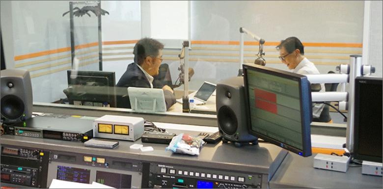 岩城社長 ラジオNIKKEIに出演しました!